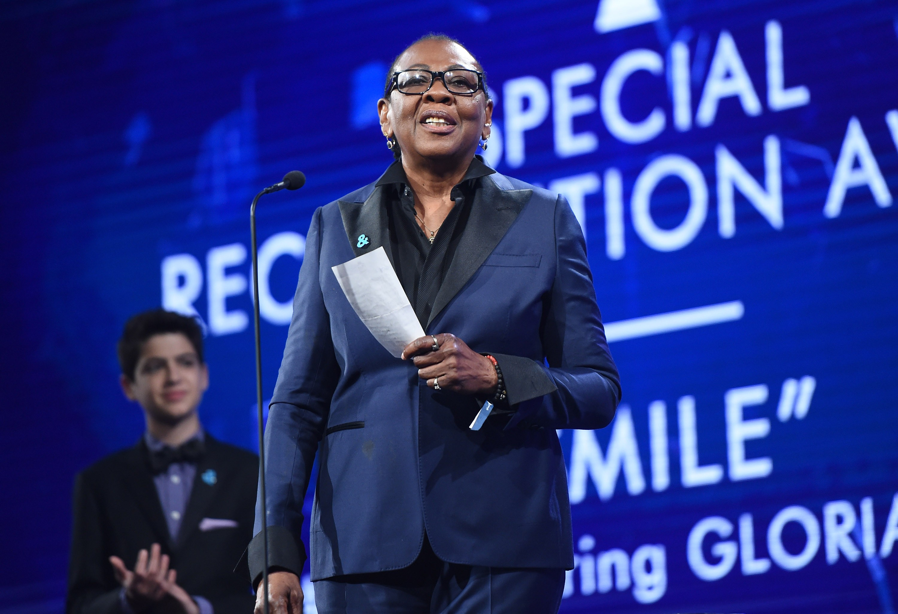 gloria-carter-glaad-special-recognition-award-speech-jay-z-youtube-watch