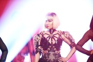 Nicki Minaj Performs &#8220;Chun-Li&#8221; and &#8220;Poke It Out&#8221; on <i>SNL</i>: Watch