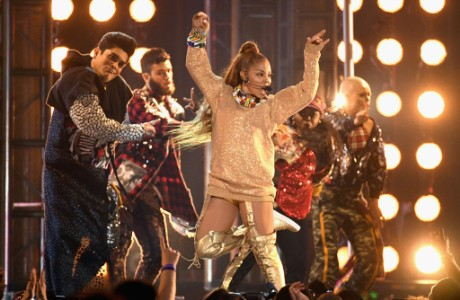 Watch Janet Jackson Perform and Receive the Icon Award at the BBMAs