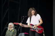 "Courtney Barnett Performs ""Nameless, Faceless"" with the Breeders: Watch"