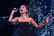 Ariana Grande&#8217;s New Album <i>Sweetener</i> Will Feature Missy Elliott