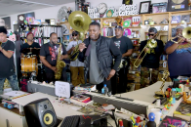 Watch GZA Perform <i>Liquid Swords</i> Tracks For NPR&#8217;s Tiny Desk Concert