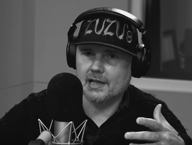 Billy Corgan Smashing Pumpkins Lars Ulrich Beats 1