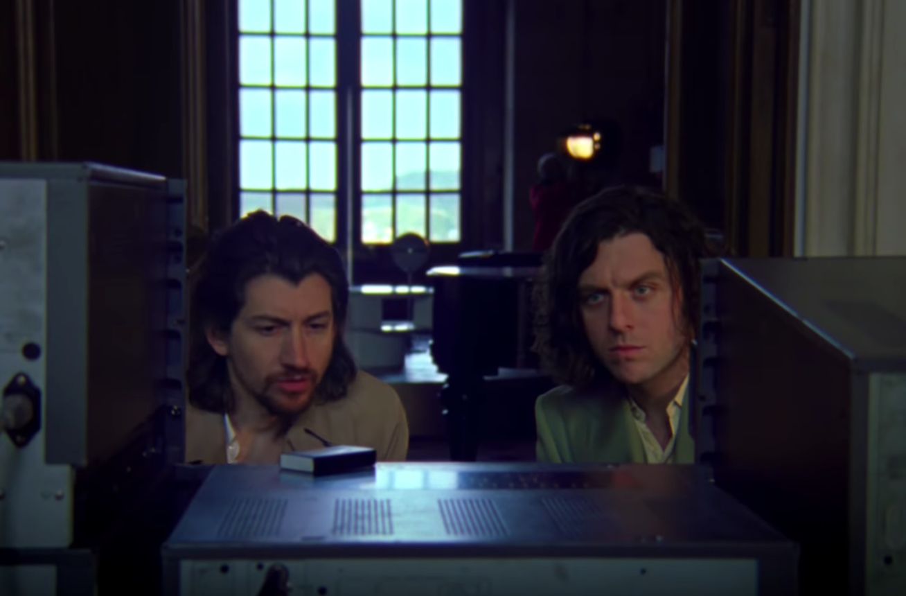 Arctic Monkey Four Out of Five Video Watch