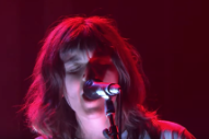 Watch Courtney Barnett Play &#8220;Nameless, Faceless&#8221; on <i>Fallon</i>