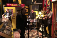 Watch U2 Perform at Jack White's Third Man Records