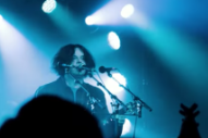 """Watch Jack White Play """"Over and Over and Over"""" at Intimate London Show"""
