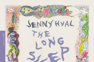 Stream Jenny Hval's New EP <i>The Long Sleep</i>