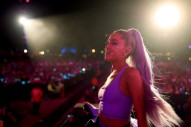 Ariana Grande Remembers Manchester on First Anniversary of Concert Bombing