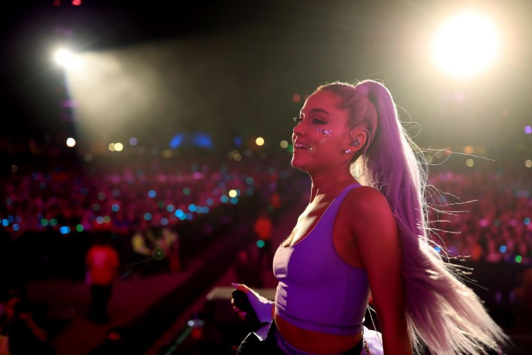 ariana grande manchester first anniversary one year later memorial tribute