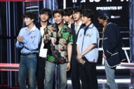 "Watch BTS Perform ""Fake Love"" at the 2018 Billboard Music Awards"