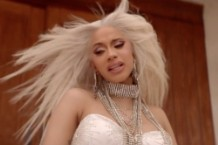 "Cardi B Releases ""Be Careful"" Video"