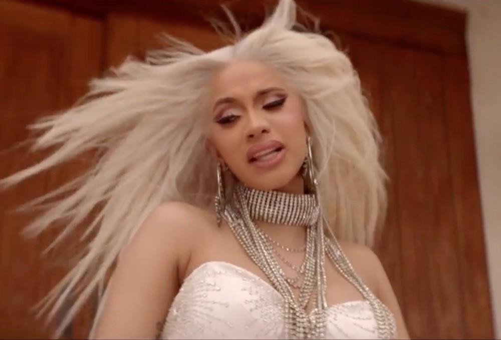 "Cardi B Releases ""Be Careful"" Video"