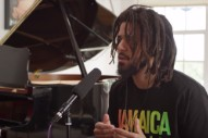 J. Cole Talks Kanye West and Kendrick Lamar Album Rumors in New Interview
