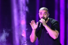 drake supports secret son adonis adidon tmz report