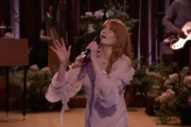 Watch Florence and the Machine&#8217;s Electrifying &#8220;Hunger&#8221; Performance on <i>Fallon</i>
