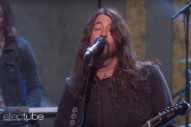 Watch Foo Fighters Perform &#8220;The Line&#8221; on <i>Ellen</i>