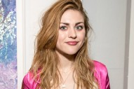 Frances Bean Cobain Has a New Version of Her Original Song and Wants to Release More