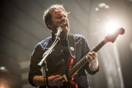 Frightened Rabbit's Scott Hutchison Honored With Mural in Glasgow