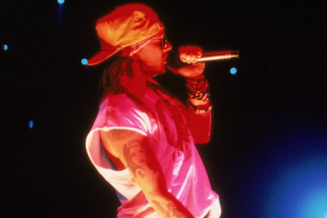 "Guns N' Roses Release ""It's So Easy"" Video"
