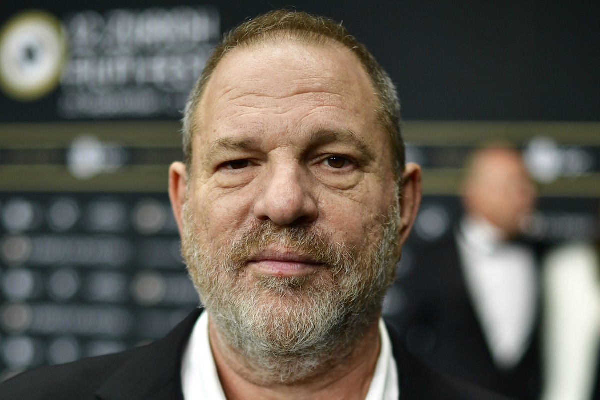 harvey weinstein arrest turns himself in sex crime charge