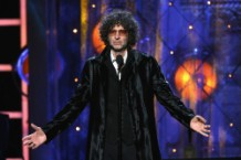 Howard Stern Mad About Jokes Cut From Bon Jovi Rock n' Roll Hall of Fame Induction