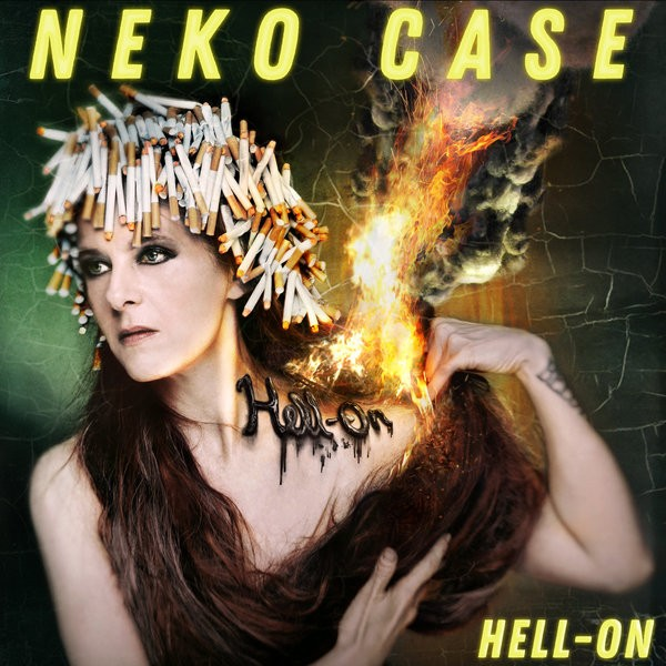 Neko Case - Hell On album cover