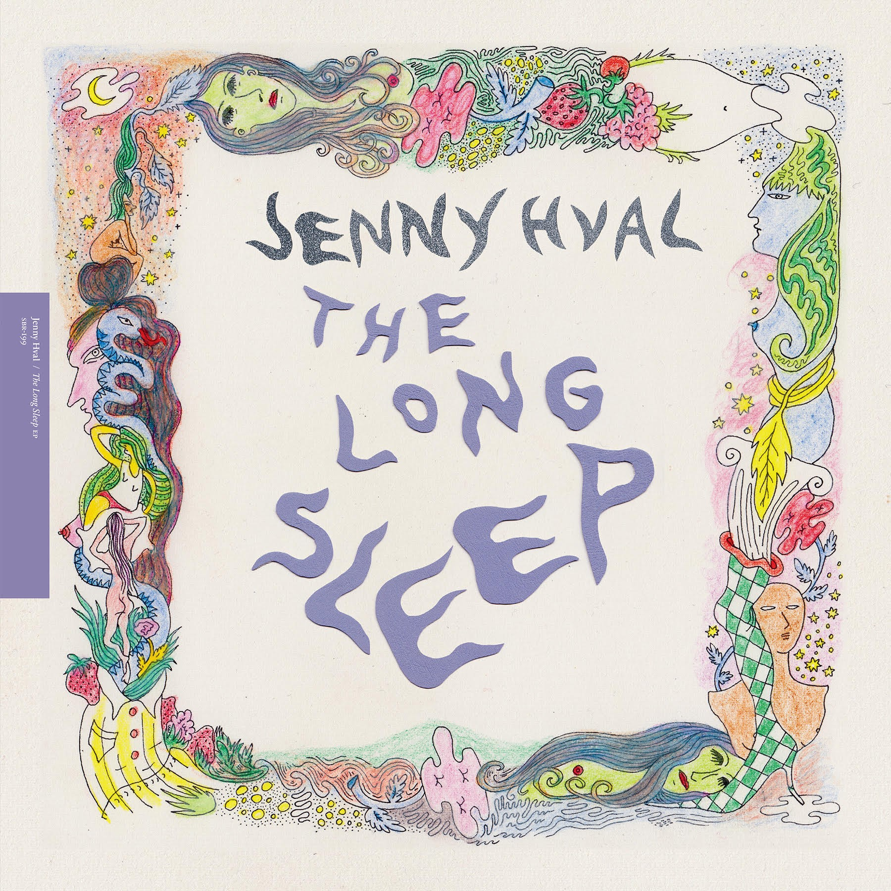 Jenny Hval The Long Sleep EP