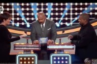 Watch a Preview of Kanye and the Kardashians&#8217; <i>Family Feud</i> Episode