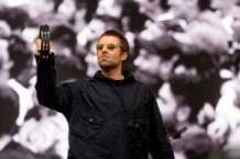 liam gallagher documentar film as it was release cannes