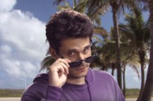 "John Mayer - ""New Light"" video"