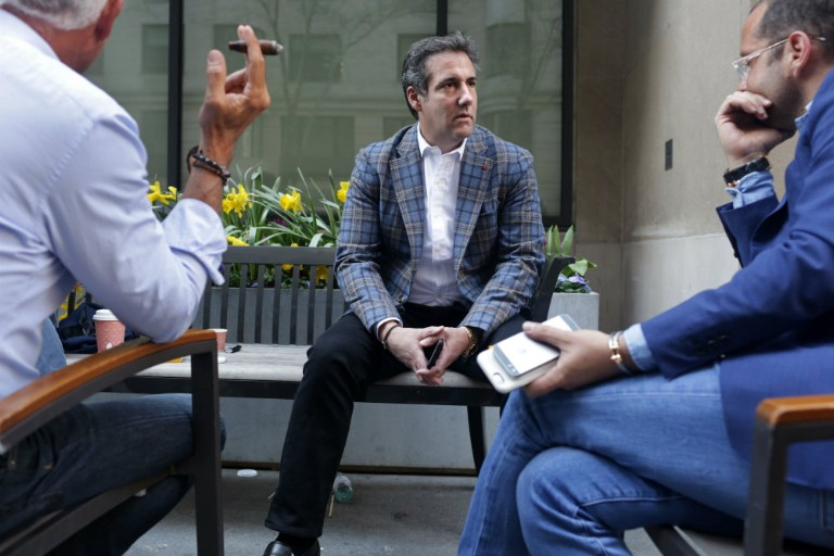 Michael Cohen Sent a Ridiculous Letter to The Onion in 2013