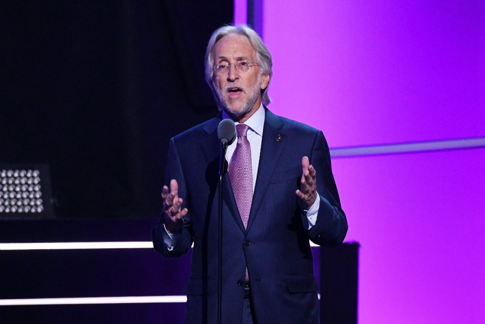 Neil Portnow to Step Down as Head of Recording Academy