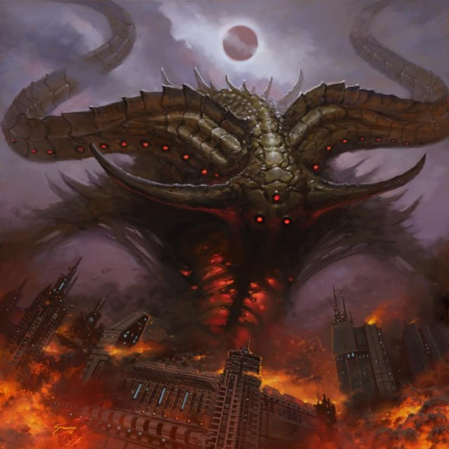 thee oh sees smote reverser new album 2018 artwork
