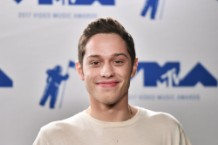 Trump Faked a Phonecall on SNL Set, Says Pete Davidson