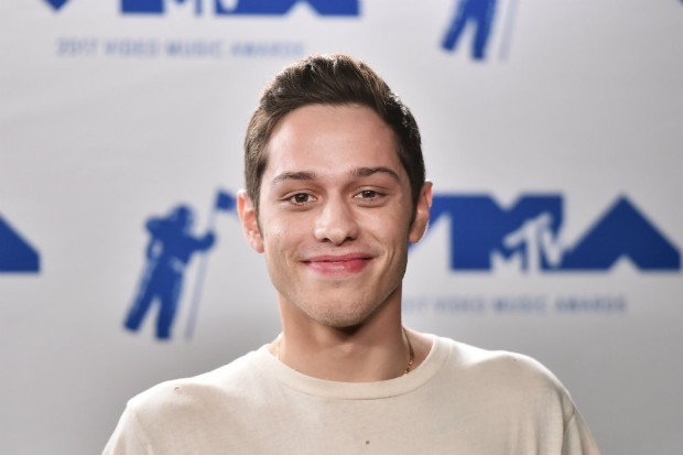 Pete Davidson Says Trump Faked a Congratulatory Phone Call in Front of SNL Cast