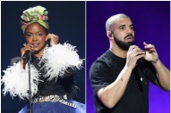 "Watch Lauryn Hill Remix Drake's ""Nice For What"" Live"