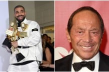 Drake Paul Anka collaboration