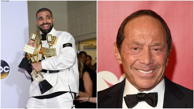 Paul Anka Says Drake Collaboration Will Be Released in June