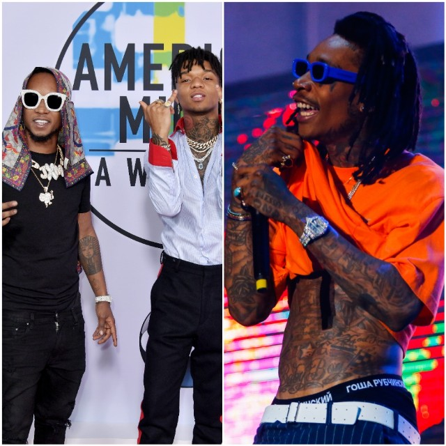 Wiz Khalifa and Rae Sremmurd bring 'Dazed and Blazed' tour to Austin