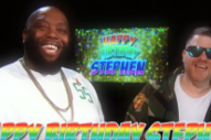 "Run the Jewels Sing Insult-Packed ""Happy Birthday"" Song to Stephen Colbert: Watch"