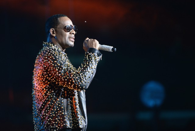R. Kelly Songs Banned From Spotify Playlists Amid His #TimesUp Moment