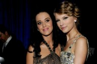 Katy Perry Apparently Sent Taylor Swift a Literal Olive Branch