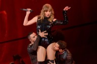 Taylor Swift Talks &#8220;Snakes&#8221; and Kim Kardashian at <i>Reputation</i> Tour Opener