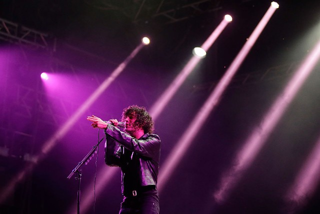 during Splendour in the Grass 2016 on July 22, 2016 in Byron Bay, Australia.