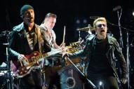 "Watch U2 Play ""Acrobat"" for the First Time Ever"