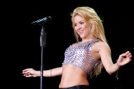 Shakira Pulls Necklace That Resembles Nazi Symbol From Merch Site