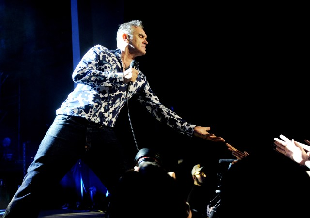 Morrissey Tour Cancellation