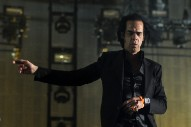 "Watch Nick Cave and Kylie Minogue Perform ""Where the Wild Roses Grow"""