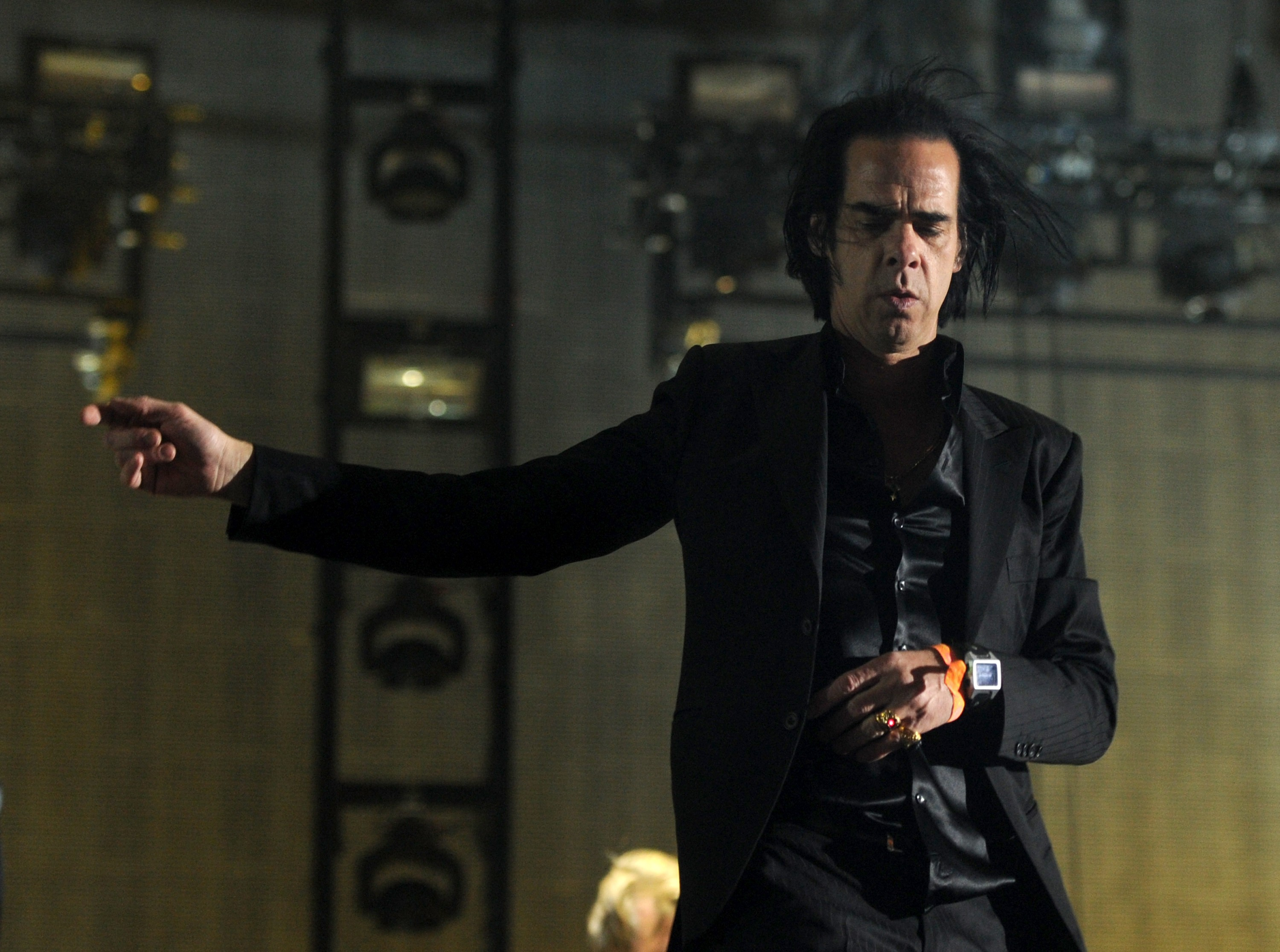 Nick Cave and the bad seeds reunite with Kylie Minogue